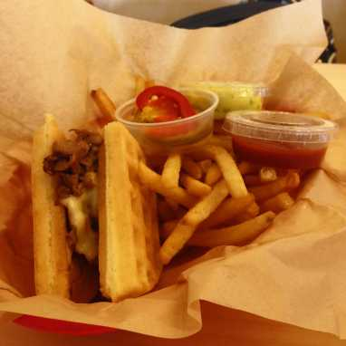 Philly Cheese Steak ($8.95)