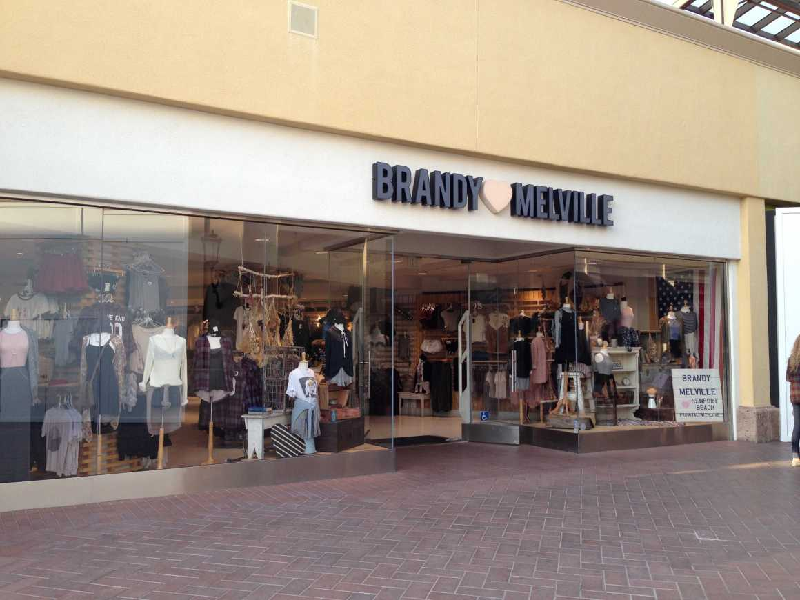 Brandy Melville: one size fits none