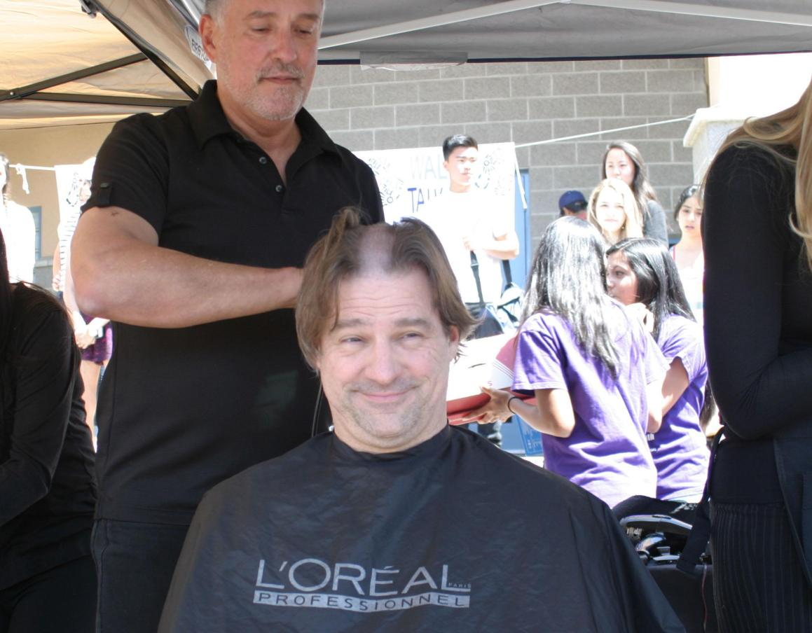 UHS ACSY hosts successful Shave-a-Head Fundraiser