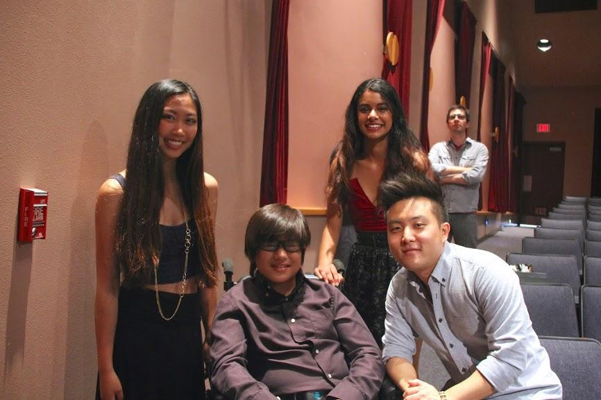 Life Without Limits club fundraises with singer David Choi