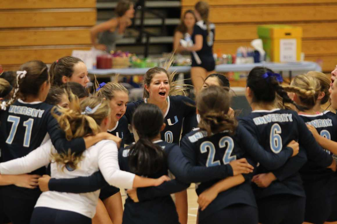 Girls Volleyball clinches impressive 3-0 victory over Foothill