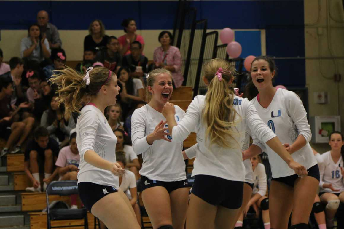 Girls Volleyball defeated by Woodbridge 2-3
