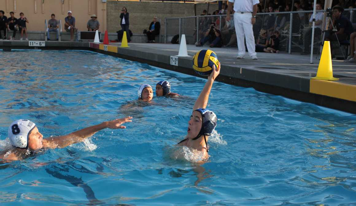 Boys Water Polo defeated 6-13 by Northwood in the GOW