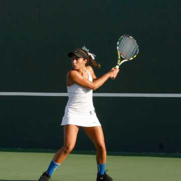 Girls Tennis captures 50th consecutive league win and 5th straight PCL championship