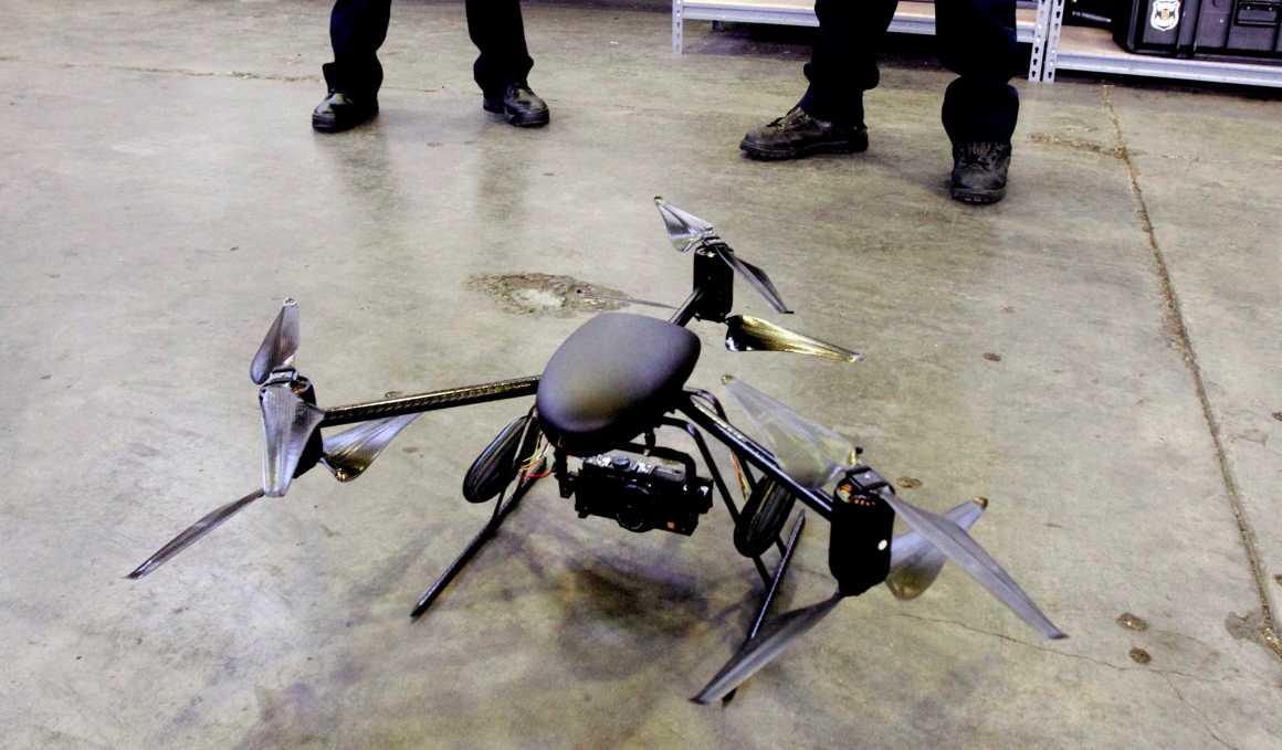 Drones: the flightpath of the future
