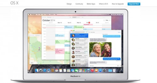 OSX Yosemite – Apple's New Operating System
