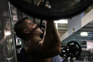 Bodybuilding: mental and muscle