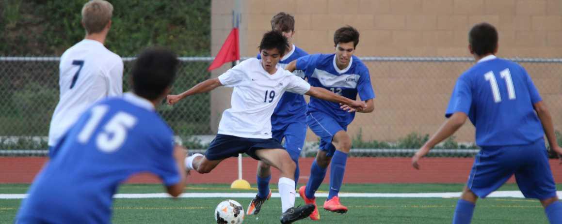 Boys soccer defeats Pacifica 1-0, San Juan Hills 2-0
