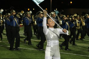 UHS students audition for world renowned drum corp