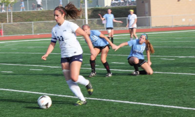 Girls Soccer finishes season 2-6-3