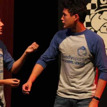 UHS Comedy Sportz vs. Mission Viejo
