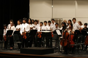 Sierra Vista M.S. Chamber Orchestra (Johnny Liu)