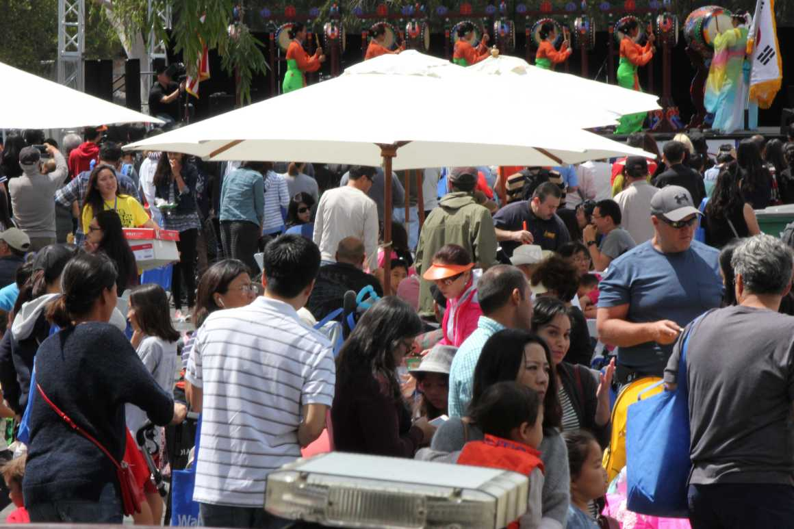 Irvine Hosts 6th Annual Korean Cultural Festival