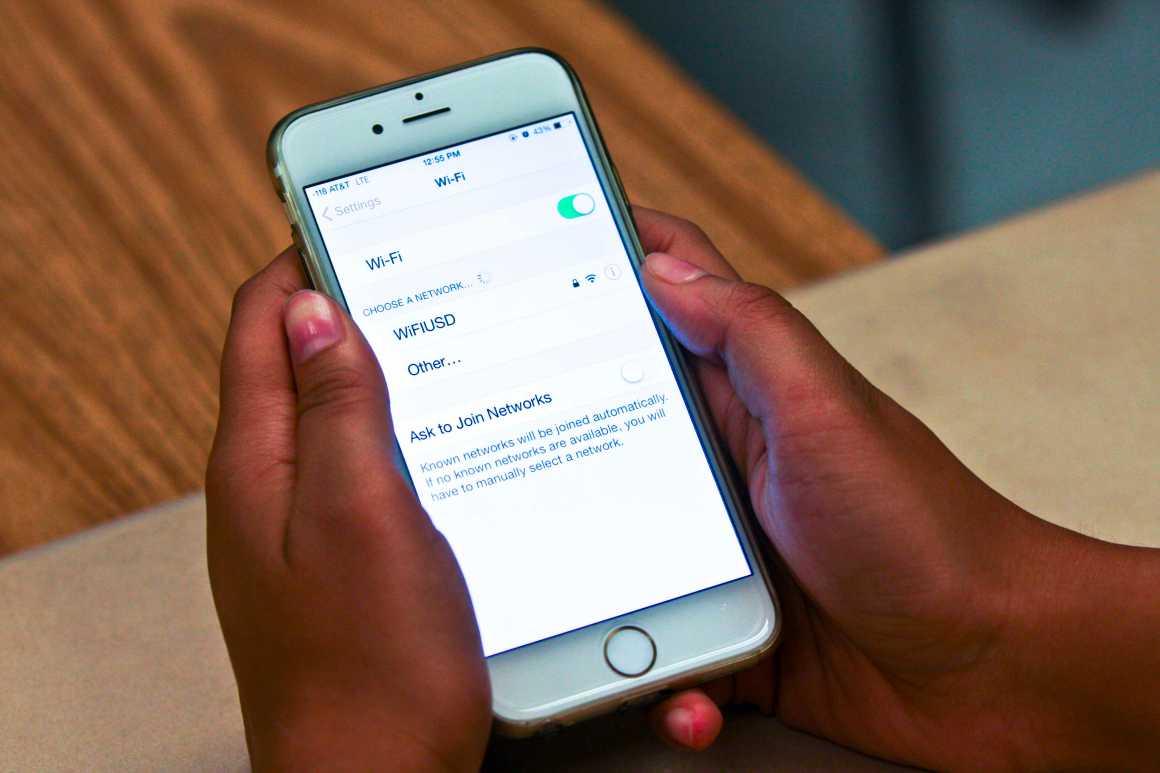 Guest Wi-Fi shut down to accommodate Chromebooks