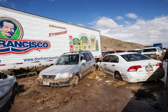 A stronger El Niño comes to California