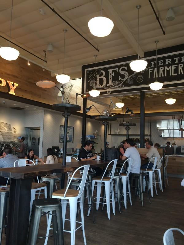 Mendocino Farms: a restaurant review