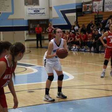 Girls Basketball off to strong start to the season