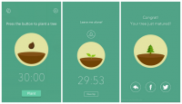 Forest: an app review