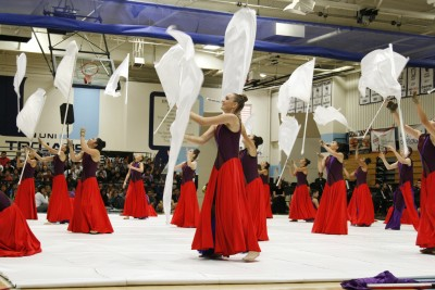 UHS color guard: a historical point of view