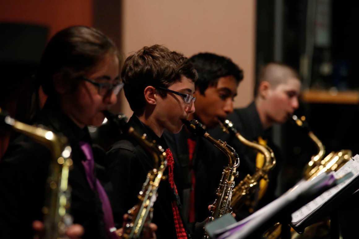 Spring Jazz concert turns jazz club