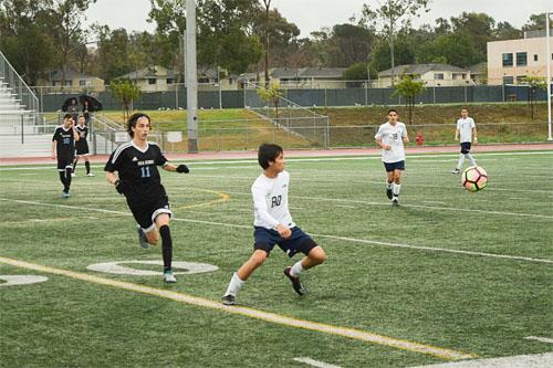 Boys Soccer suffers first loss against CdM