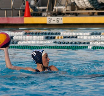 Girls Water Polo Goes into triple overtime and loses to Woodbridge