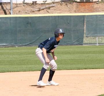 Boys Baseball star Kahi Rodrigues hopes to lead the team to a League Championship