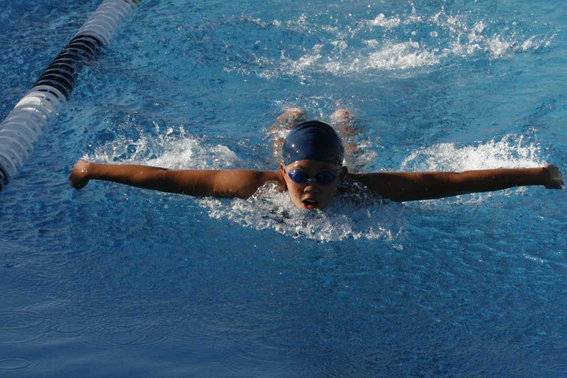 Boys and Girls swim starts off strong with win against Laguna Hills