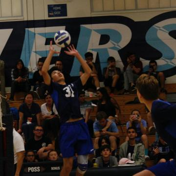 Boys Volleyball triumphs over El Modena 3-0