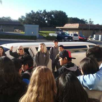 DHH students win a trip to the Aquarium of the Pacific
