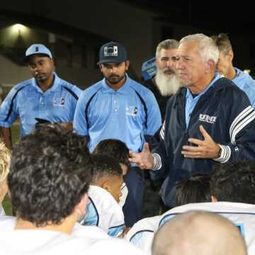 Coach Cunningham announces his retirement after 32 years at UHS