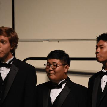 Around the World: the Fall Choir Concert