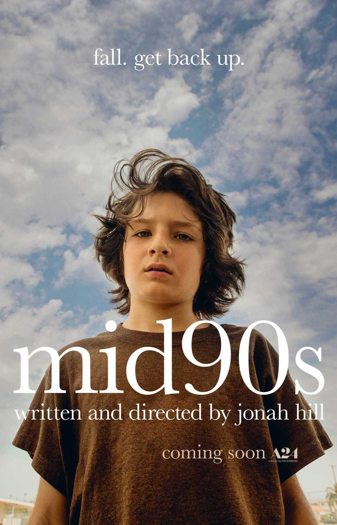 "The Struggles of Growing Up in the ""Mid90s"": a Movie Review"