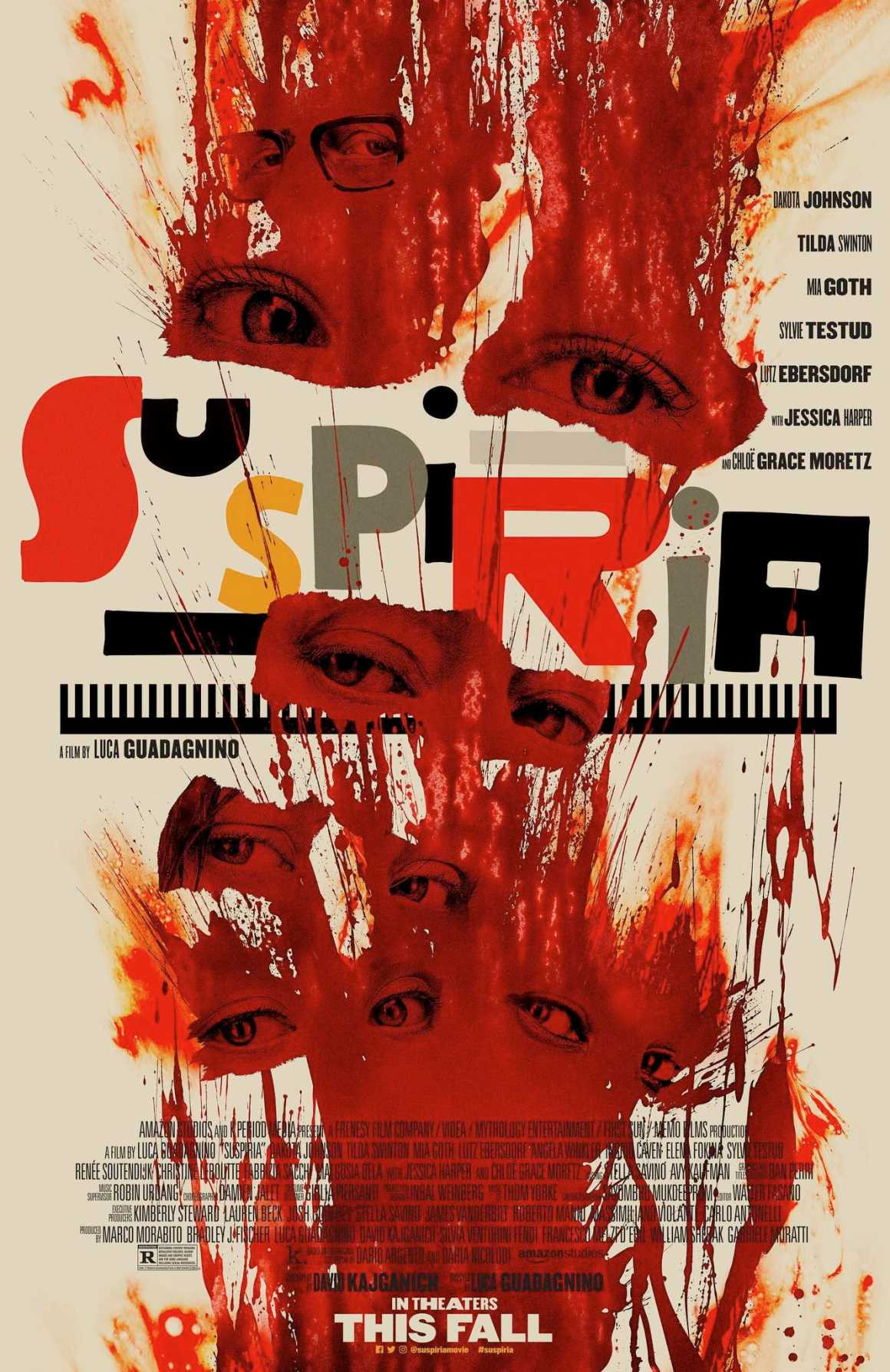 "Those with Weak Stomachs, Beware of ""Suspiria"": a Movie Review"