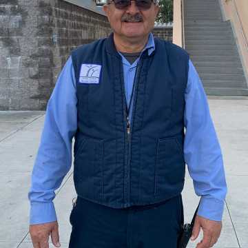 Custodian Rudy, Friend to Students