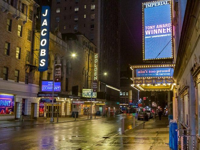 Broadway Shuts Down Due to Coronavirus Outbreak
