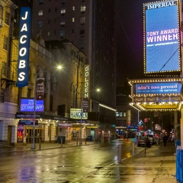 Broadway Shuts Down Due to Coronavirus Outbreak