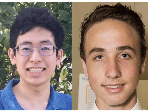 UHS Seniors Recognized as Regeneron Science Talent Search Scholars