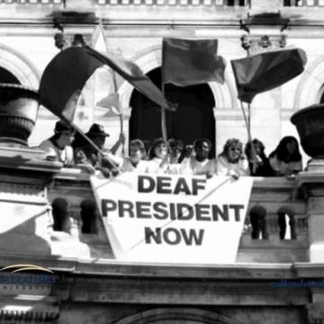 The US Should Recognize Deaf History Month