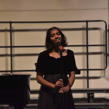 Choir Spotlight of the Month: Meghana Krishnan