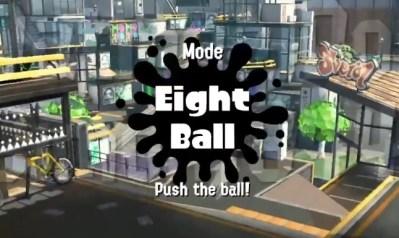 スプラトゥーン2 新ルール「ロケット」と「8ボール」の詳細が明らかに