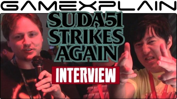 須田剛一氏インタビュー「TRAVIS STRIKES AGAIN ノーモア★ヒーローズに2つのDLCを計画している」