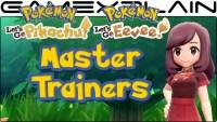 ポケモンLet'sGo マスタートレーナー全153人の居場所を動画で公開中【GameXplain】