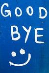 さようならっていう挨拶に傷ついてしまう