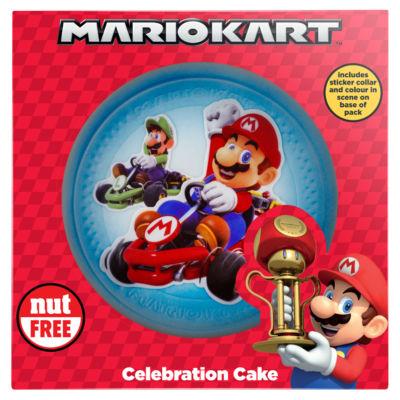 Super Mario Celebration Cake Asda Groceries