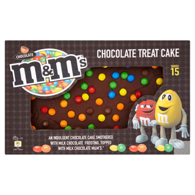 M M S Chocolate Treat Cake Asda Groceries