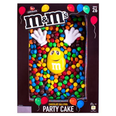M M S Chocolate Ballpool Celebration Cake Asda Groceries