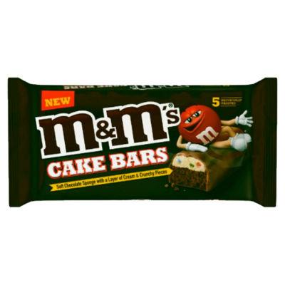 M M S Cake Bars Asda Groceries
