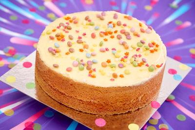 Asda Mega Madeira Celebration Cake Asda Groceries