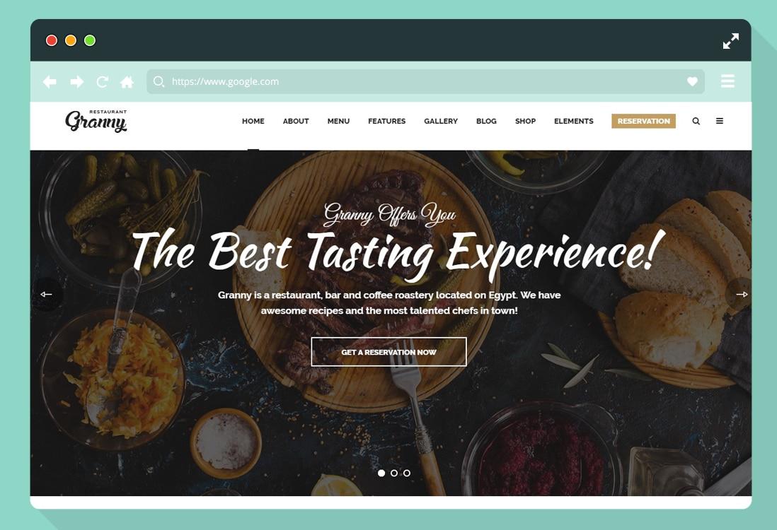 35 Stunning Html Bootstrap Restaurant Website Template